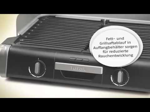 Tefal Barbecue-Grill BBQ Family TG 8000