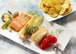 Fischspieße Provençal Fotohinweis: Wirths PR