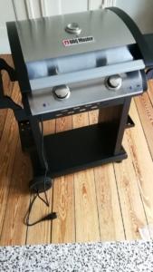 BBQ Grillmaster Volt
