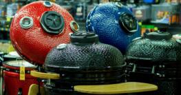 Keramikgrill kaufen - mit den richtigen Tipps zum richtigen Modell Foto: ©Lutsenko Oleksandr - stock.adobe.com