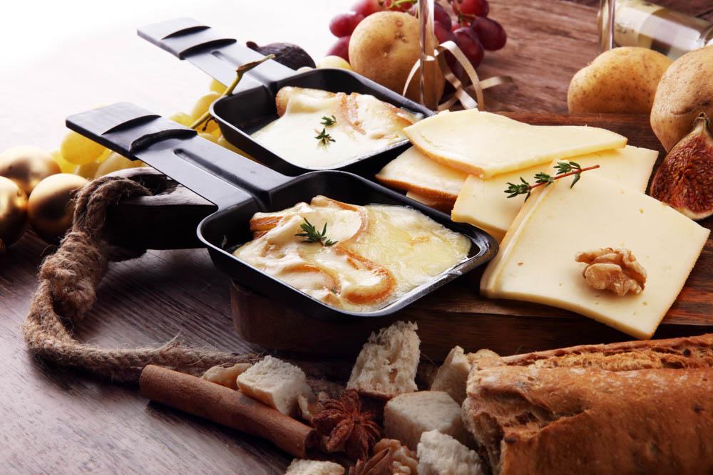 Leckeres Raclette für einen schönen Abend